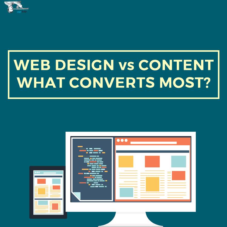 Design vs Content Feature