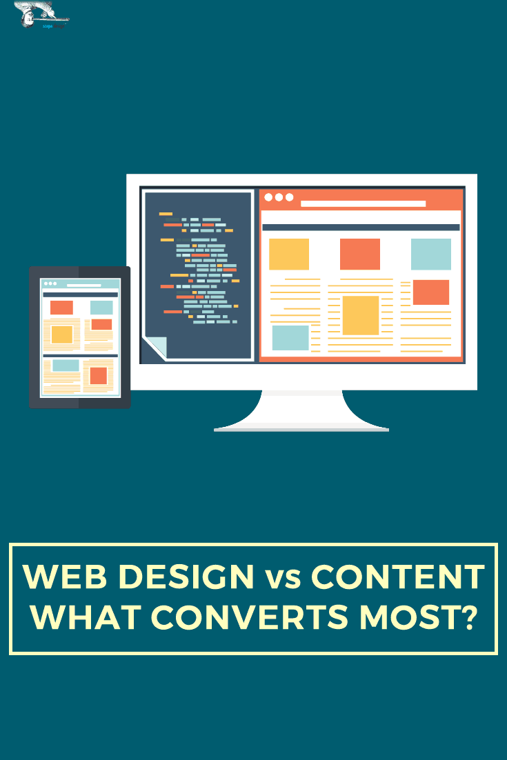 One of the most frequently asked questions is about web design more important than content or vice versa. Which should get precedence? via @scopedesign