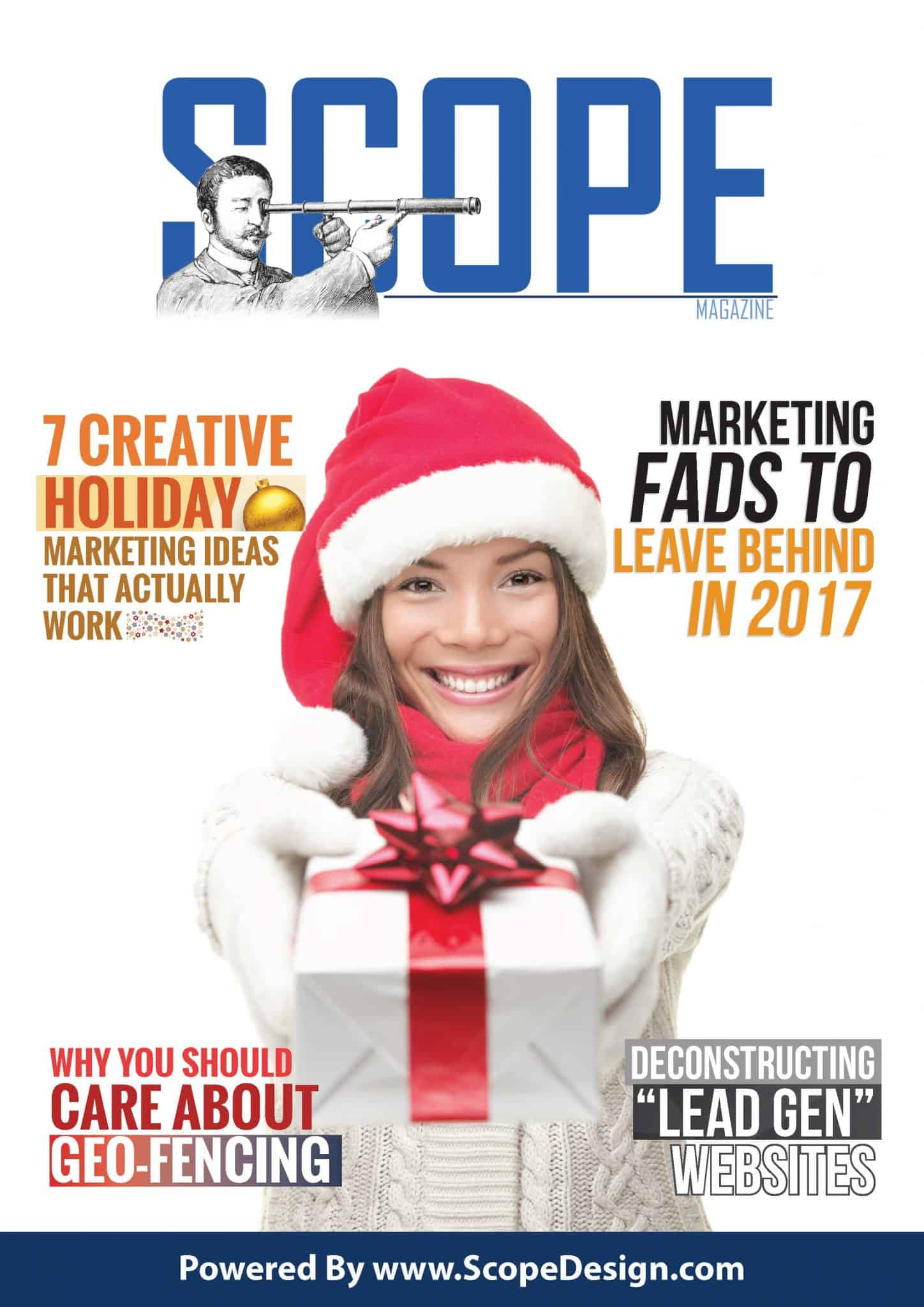 Scope Magazine – Issue #27 via @scopedesign