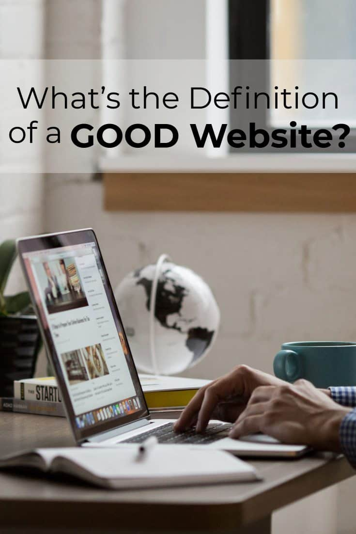 Not all websites are good websites…but yours can be. Focusing on these three elements can help you earn the profits you deserve. via @scopedesign