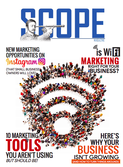 Scope Magazine – Issue #53 via @scopedesign