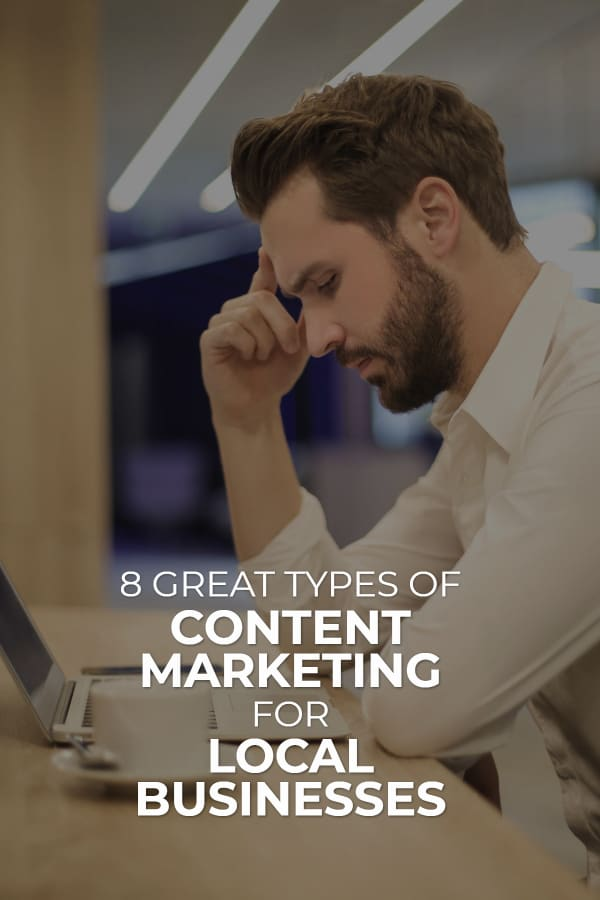 Content marketing is still king, and is unlikely to change. It's your job to create and share the kind of content that'll bring customers to your business. via @scopedesign