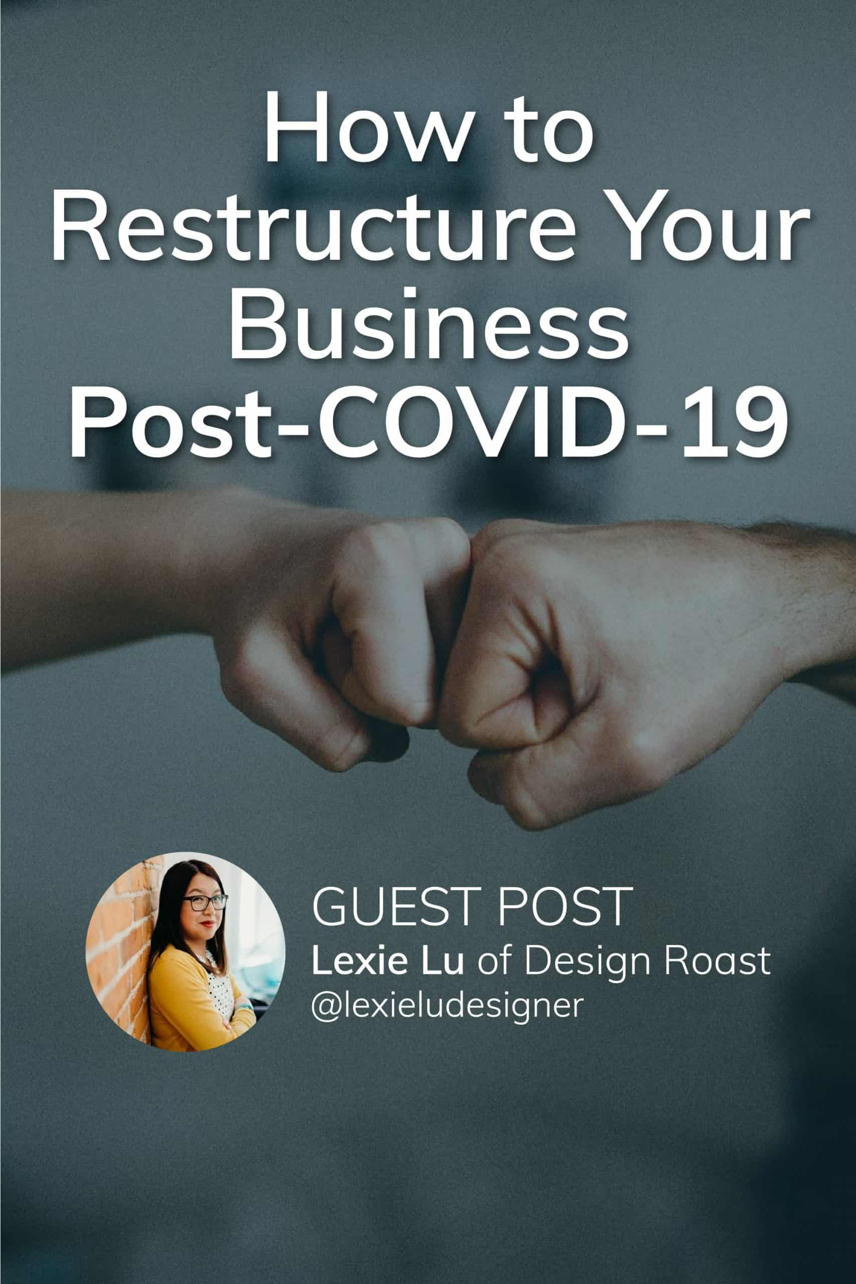 Here's a few pointers on how to restructure your business post-COVID-19. via @scopedesign