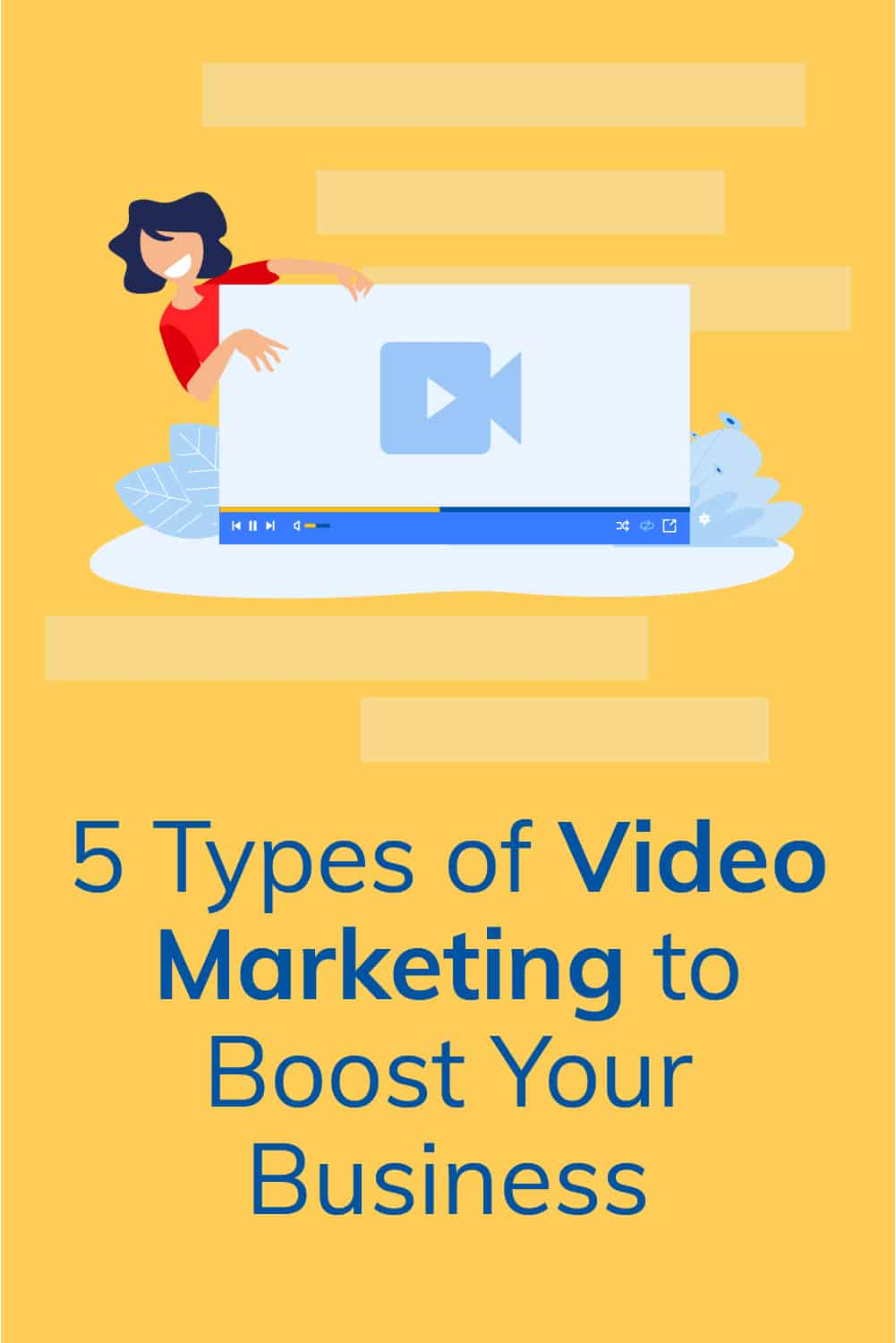 Video marketing is still the king of the hill when it comes to boosting your business! via @scopedesign