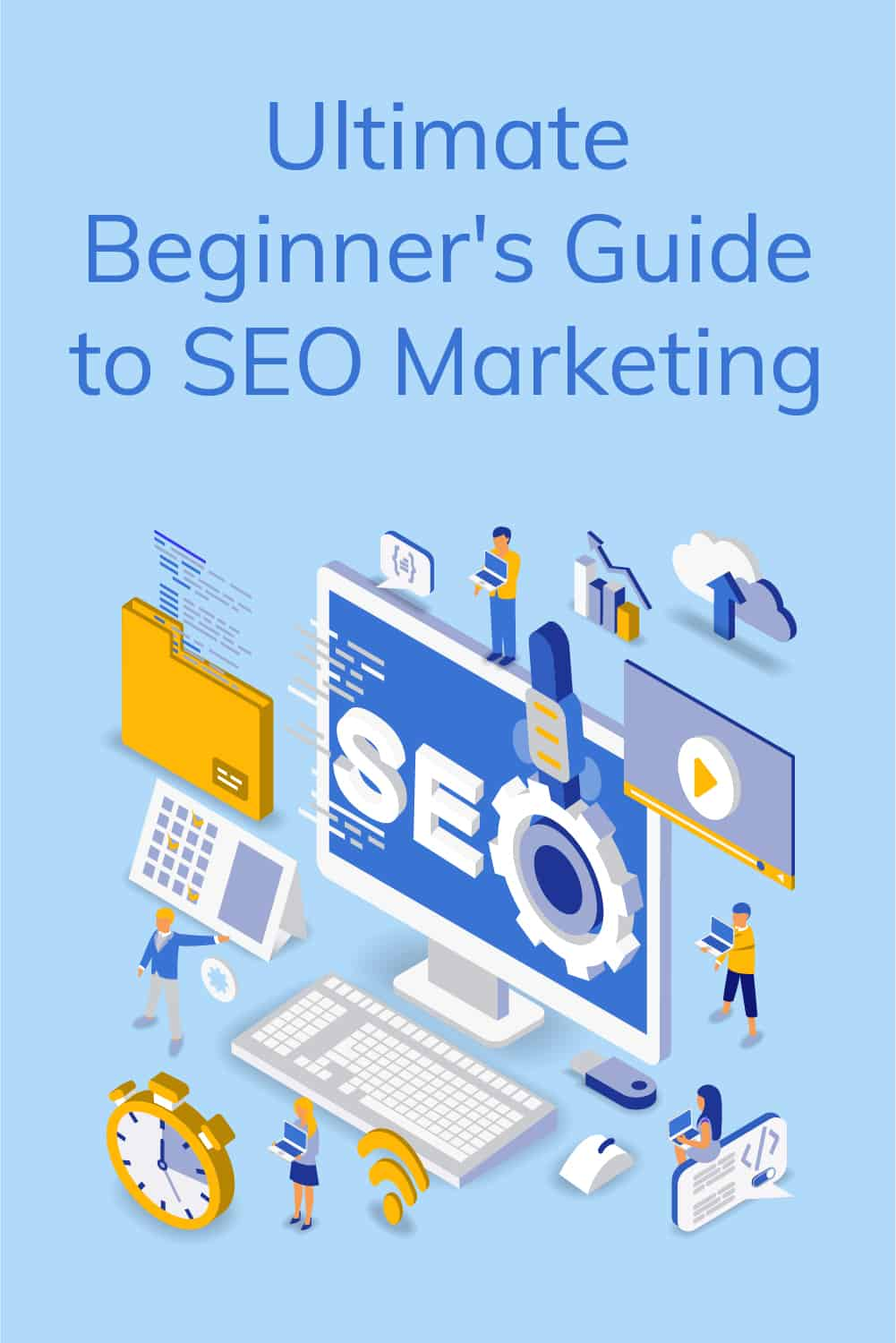 Wondering what SEO marketing is and how it affects the search engine visibility of your website and revenue? We've made this easy-to-digest SEO guide for newbies, just like you. Enjoy it! via @scopedesign